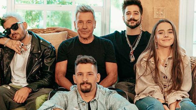 Ricardo Montaner revela detalles de su nuevo disco y celebra los 100 millones de 'Amén'