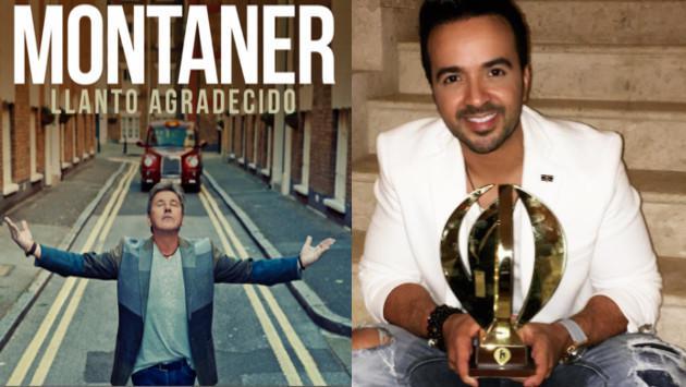 Ricardo Montaner y Luis Fonsi fueron reconocidos en los 'Premios Heat 2016'