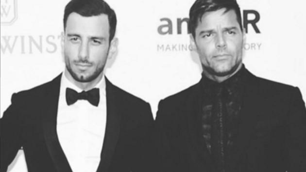 ¿Ricky Martin molesto? Circula foto íntima de su novio Jwam Yosef completamente desnudo