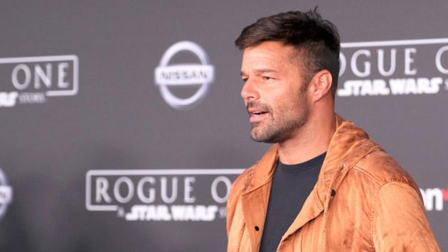 Ricky Martin pasó su más triste Navidad por este motivo