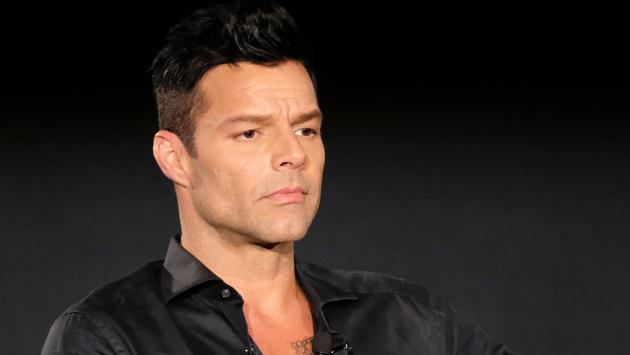 Ricky Martin preocupa a todos sus fans con esta foto