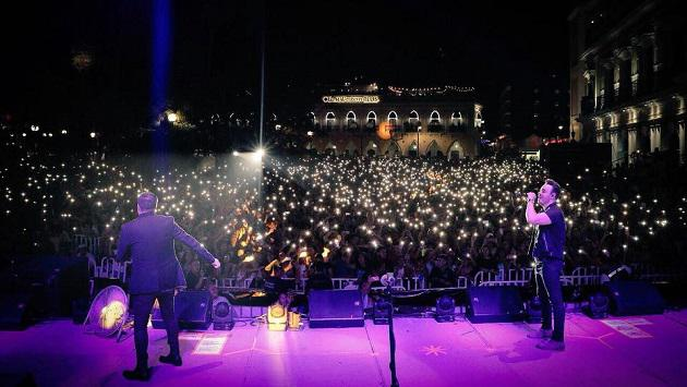 Río Roma enloqueció a sus fans en un famoso festival de México