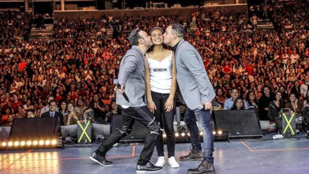 Río Roma y Yuridia estrenarán la versión banda de 'Yo te prefiero a ti'