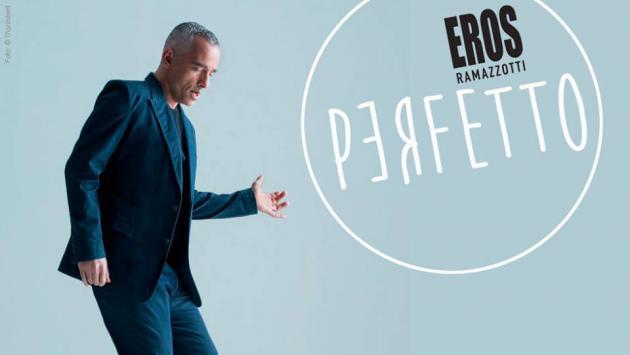 Ritmo Romántica te regala entradas para el concierto de Eros Ramazzotti en Lima