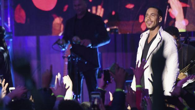 Romeo Santos confirma su participación en el Premio Lo Nuestro