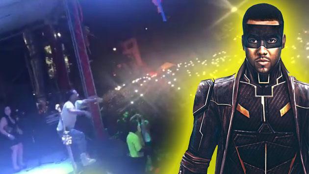 Romeo Santos volvió al escenario que lo vio nacer como un 'héroe favorito' [VIDEO]