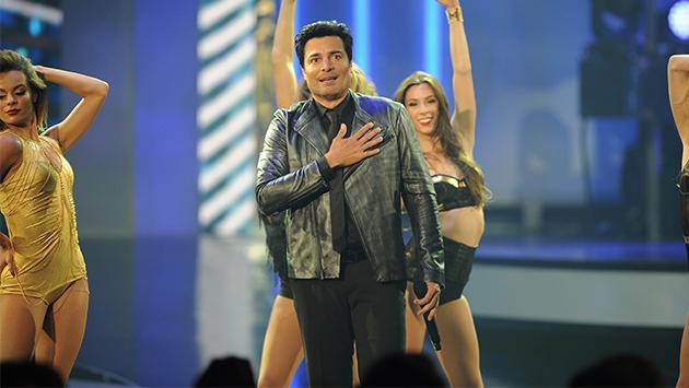 ¿Sabías que Chayanne también está nominado a los Latin AMAs 2019?