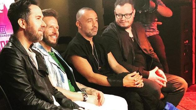 Revelan trailer oficial de la gira '4 latidos tour' de Sin Bandera y Camila