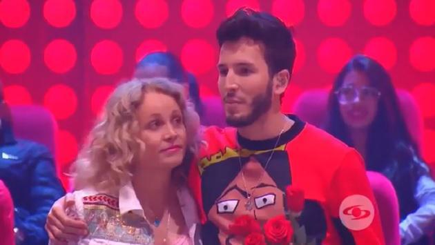 Sebastián Yatra homenajeó a su madre en un programa de televisión