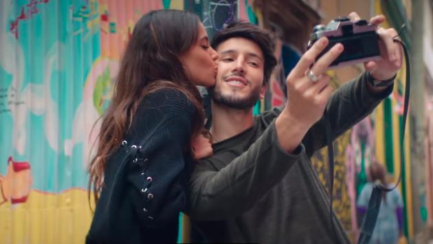 Sebastián Yatra lanzó el videoclip oficial de 'Cristina' con Tini Stoessel