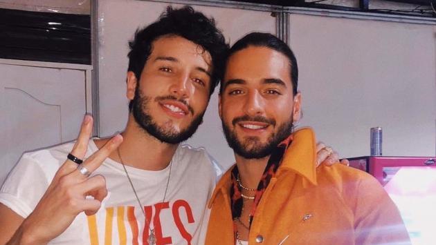 ¿Sebastián Yatra y Maluma colaborarán en un nuevo sencillo?