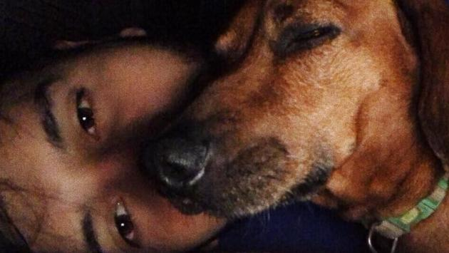 Sebastian Yatra y la tierna foto con su mascota
