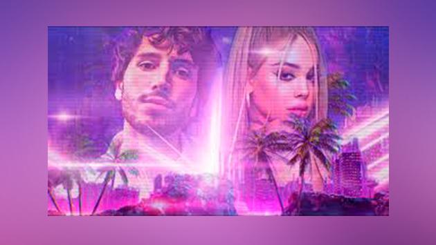 Sebastián Yatra y Danna Paola lanzan versión acústica de 'No bailes sola'
