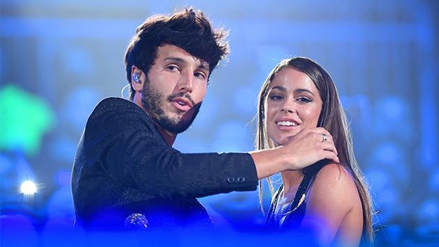 ¿Sebastián Yatra y Tini Stoessel están comprometidos?