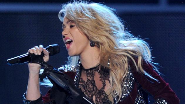 Mira la torta de cumpleaños de Shakira