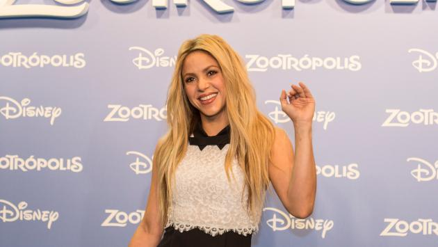 Mira a los hijos de Shakira al mejor estilo rock