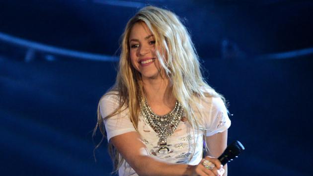 Shakira sorprende con corte de cabello
