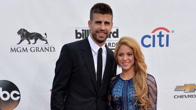 Shakira y Gerad Piqué celebran sus cumpleaños en familia