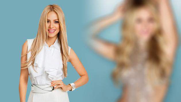 ¿A Shakira se le pasó la mano con el Photoshop en esta foto?