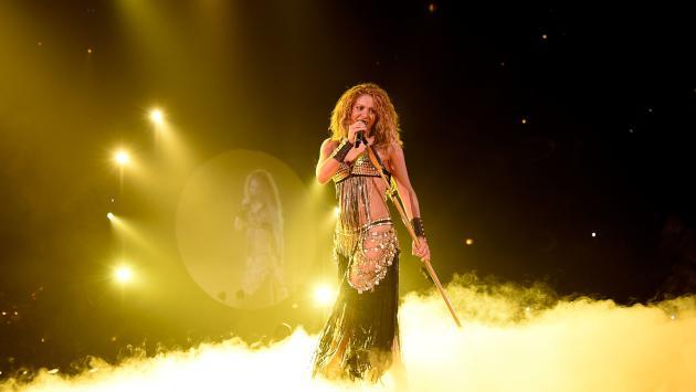 Así se enteró Shakira de sus nominaciones a los Latin Billboard 2019