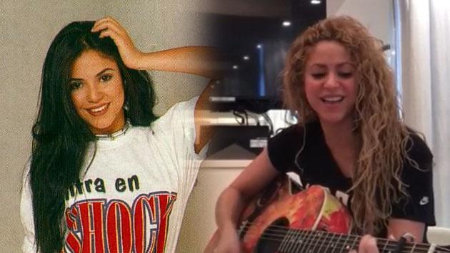 Shakira, nuevamente con una balada, como en los viejos buenos tiempos [VIDEO]