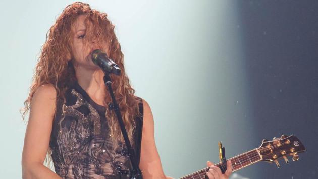 Shakira compara su equipo musical con el Barcelona