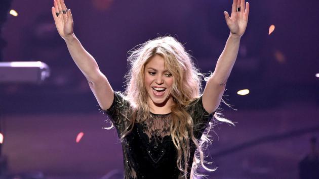 Britney Spears bailó 'Chantaje' de Shakira y Maluma