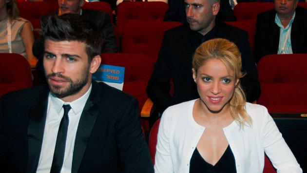 Shakira cuenta cómo Gerard Pique es su inspiración para sus canciones