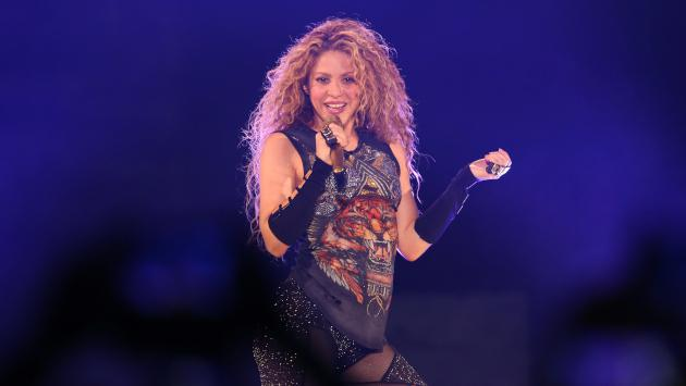Shakira comparte tierna foto de su hijo Sasha