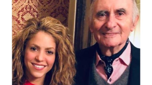 Shakira despidió a Fernando de la Rúa con este sentido mensaje