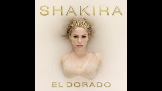 ¡Shakira compartió la portada de su nuevo disco y anunció lanzamiento!