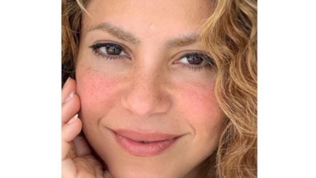 Shakira enamora a sus fans con una tierna fotografía tomada por su hijo Sasha