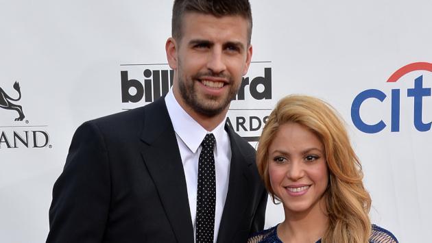 Shakira dedica mensaje a Piqué tras dejar la selección española