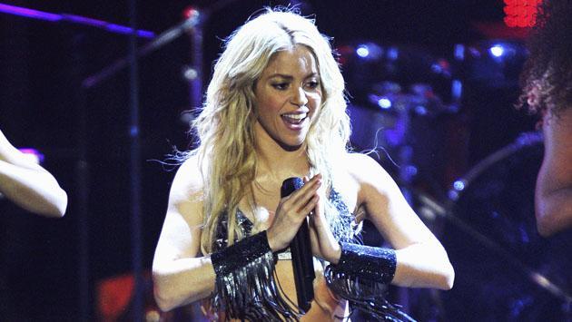 Shakira es la artista femenina más escuchada en YouTube