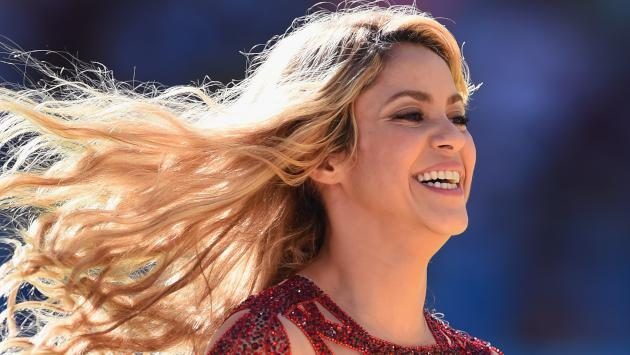 Mira a la doble de Shakira en Toronto