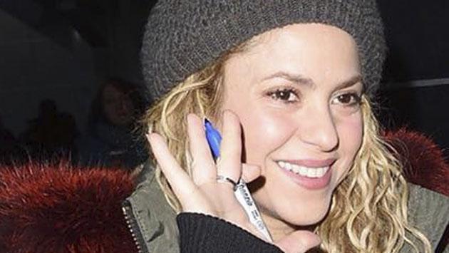 Shakira inicia el 2018 exhibiendo su amor con Piqué