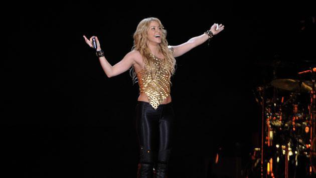 ¿Shakira llegará al Perú este año?
