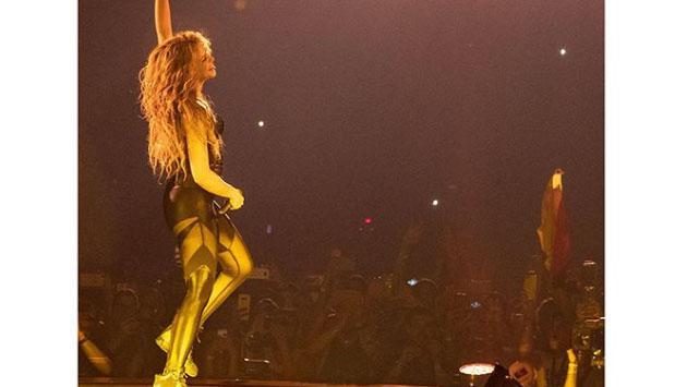 Shakira, orgullosa de su país tras su derrota futbolística