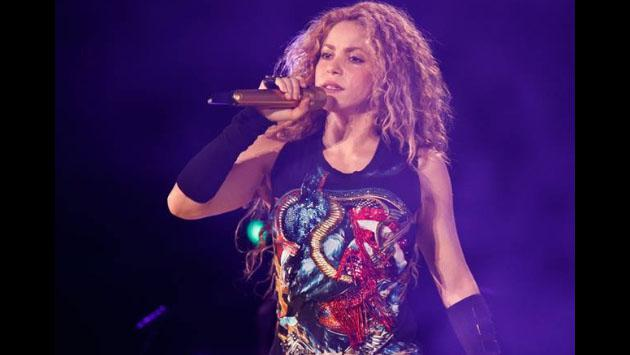 Shakira pide ayuda para diseñar su nueva fragancia