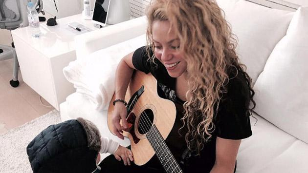 Shakira reveló en Instagram su disfraz para este Halloween