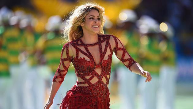 """Shakira se """"apoderó"""" de este comediante"""