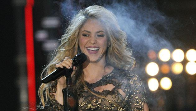Shakira se lleva el Grammy al mejor álbum pop latino