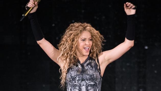 'Waka waka' de Shakira alcanzó los 2 mil millones de reproducciones