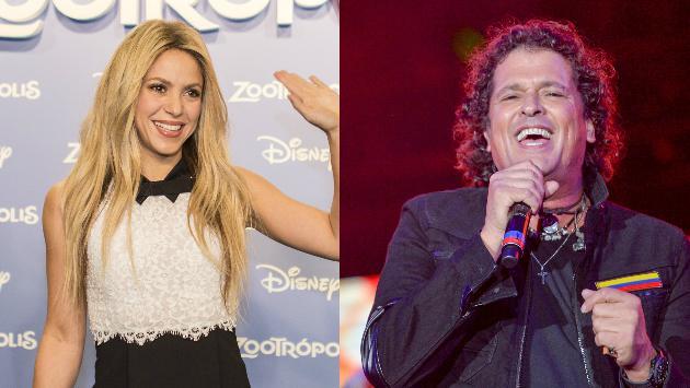 Confirmado: ¡Shakira y Carlos Vives grabaron tema juntos!
