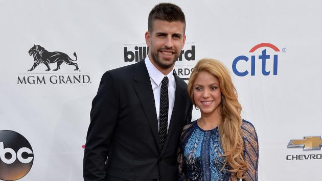 Shakira y Gerard Piqué dejaron sus compras navideñas para último minuto