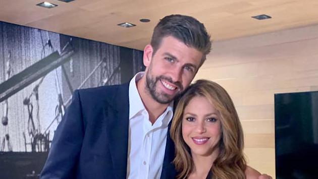 Shakira y Gerard Piqué demostraron su amor en la final de la Copa Davis