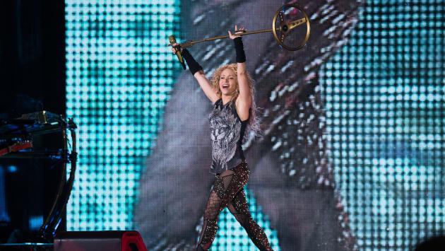 Shakira y Gerard Piqué protagonizan un tierno momento