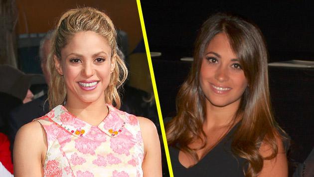 Shakira y la esposa de Lionel Messi no se llevan bien. ¿Por qué?