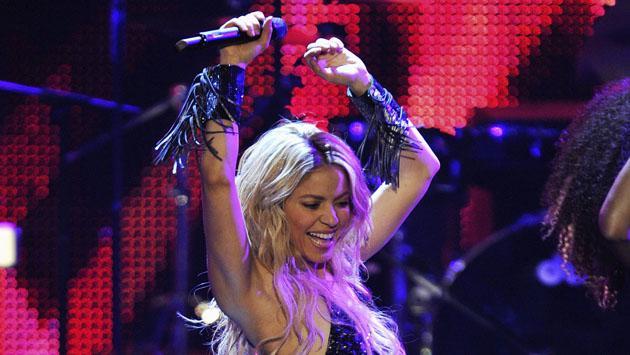 Shakira y sus cambios de look
