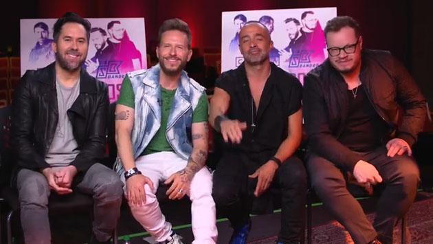 Sin Bandera y Camila ofrecieron detalles de '4 Latidos Tour'